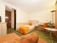 Einzelzimmer Superior, Quelle: (c) Hotel Hirsch