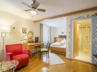 Einzelzimmer Superior, Quelle: (c) Hotel Brunner