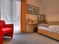Einzelzimmer Talblick, Quelle: (c) Hotel FRANZISKUSHÖHE