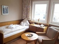 Einzelzimmer Waldblick, Quelle: (c) Berghotel Hoher Knochen