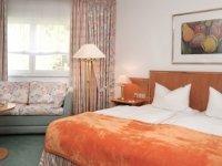 Erkerzimmer, Quelle: (c) Hotel Bellevue Marburg