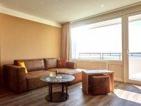 Familien Suite Meerblick mit 4 Personen, Quelle: (c) Ostsee Resort Dampland