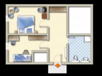 Familienappartement Seeadler, Quelle: (c) Sonnenhotel Feldberg am See