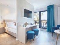 Familienkoje Landblick - min. 2 Erw. 1 Kind, Quelle: (c) Hotel Strandkind GmbH