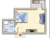 Familienzimmer Auersberg, Quelle: (c) Sonnenhotel Hoher Hahn