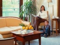 Familienzimmer, Quelle: (c) AMBER Hotel Bavaria