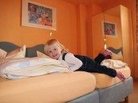 Familienzimmer, Quelle: (c) Hotel-Pension Grüne Linde