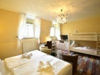 Familienzimmer, Quelle: (c) Hotel Alexandra