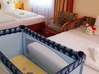 Familienzimmer, Quelle: (c) Michel Hotel Landshut