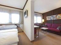 Familienzimmer, Quelle: (c) Hotel Krone Tübingen