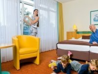 Familienzimmer, Quelle: (c) Parkhotel Rügen