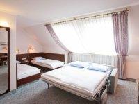 Familienzimmer, Quelle: (c) Leine Hotel
