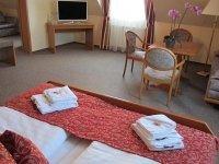 Familienzimmer, Quelle: (c) Kurhotel Auerhahn