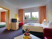 Familienzimmer, Quelle: (c) Hotel Himmelsscheibe
