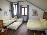 Familienzimmer, Quelle: (c) Hotel zur Linde