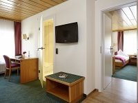 Familienzimmer / Dreibettzimmer, Quelle: (c) Landhotel Mohren