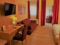 Familienzimmer Komfort plus, Quelle: (c) Burg-Hotel