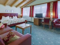 Familienzimmer Maiskogel ( 2-3 Personen), Quelle: (c) Vötter's Hotel ****Kaprun