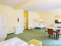 Familienzimmer Vierbett, Quelle: (c) Erzgebirgshotel Freiberger Höhe