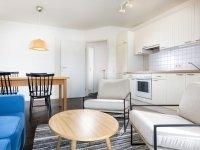 Ferienhaus / Appartment 1 Schlafzimmer, Quelle: (c) Precise Resort Marina Wolfsbruch