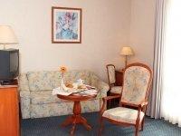 First Class Doppelzimmer, Quelle: (c) Hotel Ascania