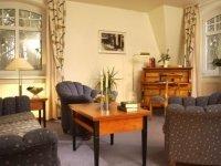 Fontane Suite, Quelle: (c) Ringhotel Villa Margarete