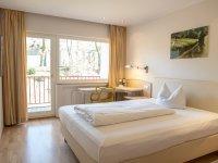 Französisches Zimmer Plus, Quelle: (c) Landidyll Hotel Weidenbrück