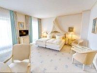 Französisches Zimmer zur Einzelbelegung, Quelle: (c) Hotel Erbprinz Ludwigslust