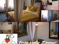 Frau Holle Zimmer, Quelle: (c) Burghotel Witzenhausen