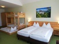 Fünfbettzimmer, Quelle: (c) Hotel Nummerhof