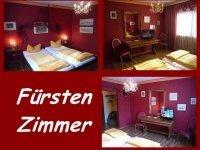 Fürstenzimmer, Quelle: (c) Burghotel Witzenhausen