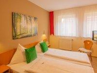 Gästezimmer M Einzelzimmer, Quelle: (c) Gasthaus & Hotel Drei Lilien