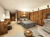 """Garten Studio """"Vital Alpin"""", Quelle: (c) Hotel Gasthof Hindenburglinde"""