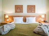 Gartenzimmer zur Einzelnutzung, Quelle: (c) Waldhotel Tannenhäuschen