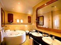 Grand Suite mit Whirlwanne, Quelle: (c) Häcker`s Grandhotel