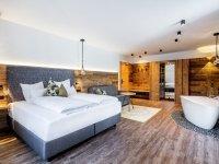 Graphit Suite mit Dachterrasse, Quelle: (c) Zum Stemplinger Hansl