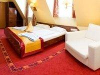 Größeres Doppelzimmer, Quelle: (c) Hotelbetriebsgesellschaft Alter Speicher mbH
