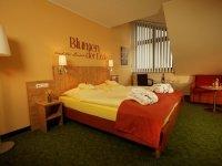Großes Komfort-Doppelzimmer, Quelle: (c) Hotel und Landgasthof zum Bockshahn