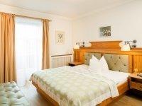 Großzügiges Doppelzimmer, Quelle: (c) Vollererhof Hotel GmbH