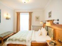 Großzügiges Einzelzimmer, Quelle: (c) Vollererhof Hotel GmbH