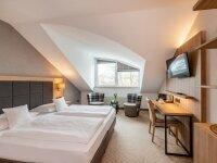 Junior Doppelzimmer, Quelle: (c) Göbel·s Sophien Hotel Eisenach
