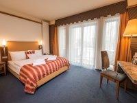 Junior-Doppelzimmer zur Einzelnutzung, Quelle: (c) Göbel·s Schlosshotel Prinz von Hessen