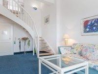 Junior Maisonette-Suite, Quelle: (c) Hotel Bellevue Marburg
