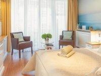 Junior Suite, Quelle: (c) HOTEL VIER JAHRESZEITEN BINZ
