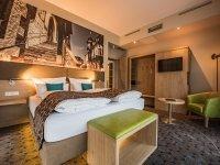 Junior Suite , Quelle: (c) AKZENT Hotel Villa Saxer