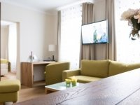 Junior Suite, Quelle: (c) Hotel am Herkules