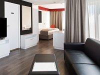 Junior Suite, Quelle: (c) DORMERO Hotel Stuttgart
