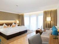 Junior Suite, Quelle: (c) AKZENT Hotel Altdorfer Hof