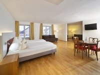 Junior Suite, Quelle: (c) AKZENT Brauerei Hotel Hirsch