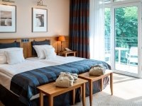 Junior Suite, Quelle: (c) Waldhotel Tannenhäuschen